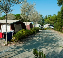 Hotel New Camping Le Tamerici