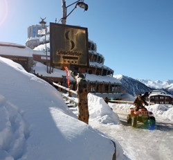 Hotel Hotel Shackleton Mountain Resort